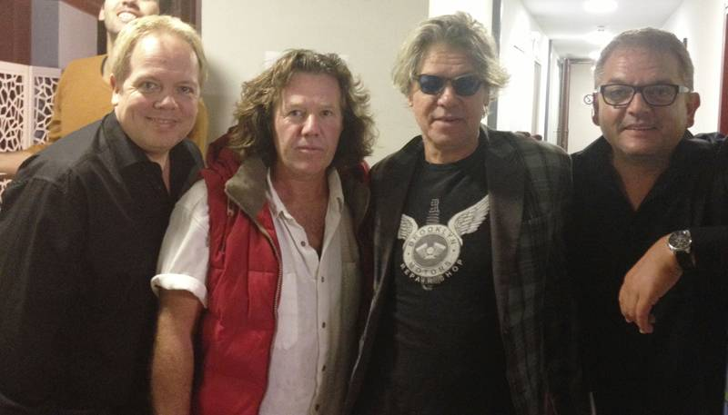 Smooth Jazz Band mit Jeff Golub